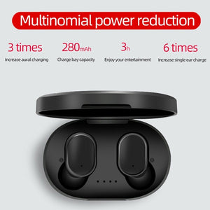 Newest Xiaomi Redmi TWS Airdots Headset Bluetooth 5.0 Earphone Headphone Stereo Earbuds