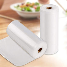Load image into Gallery viewer, 1Pc New Kitchen Vacuum Sealer Bags Reusable Rolls Fresh-keeping Food Saver Storage Bag