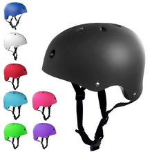 Load image into Gallery viewer, Adult Child Bicycle Cycle Bike Scooter BMX Skateboard Skate Stunt Bomber Helmet
