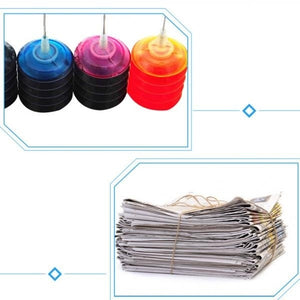 30ml Compatibility Refillable Printing Ink for HP Canon Brother Inkjet Printer