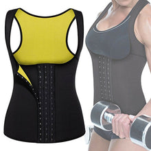 Load image into Gallery viewer, Women Neoprene Hot Vest Shapers Gym Sauna Sweat Thermal Belt Girdle Cami Tops