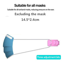 Load image into Gallery viewer, 2pcs Mask Dust Masks Artifact Anti Lock Mask Buckle Ear Protection