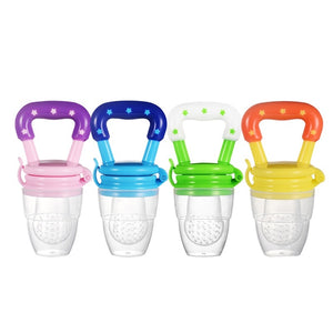 1Pcs Fresh Fruit Food Baby Nipple Feeding Safe Fruit Feeder Nipples Feeding for Infant Supplies Nipple Teat Pacifier
