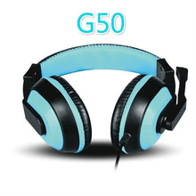 Load image into Gallery viewer, Surround Stereo HiFi Pro Gaming Headset with HD Mic for PS3 PS4 PSP XBOX PC Games Computers Game Virtual Sound Gamer