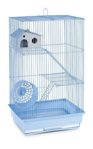 Pet Products Three-Story Hamster & Gerbil Cage