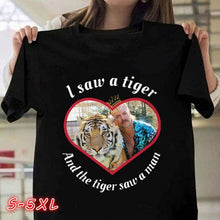 Load image into Gallery viewer, 6 Colors Women Fashion Joe Exotic Shirt- Tiger King T-Shirt Short-Sleeve Unisex T-Shirt
