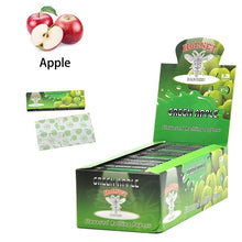Load image into Gallery viewer, 1/3Pack Hornet Cigarette Flavored Rolling Paper Natural Gum Pre Rolled Tobacco Papers 78mm