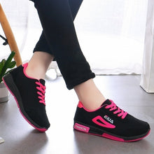 Load image into Gallery viewer, Women Mesh Outdoor Casual Shoes Lightweight Breathable Sneakers Comfortable Running Shoes Sport Shoes