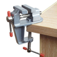 Load image into Gallery viewer, Professional 3 Style Table Pliers Aluminum Alloy Vise Mini DIY Household Table Clamp Bench Vice Tool Accessories Electric Drill Grinder Bracket Holder