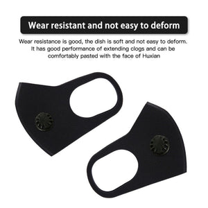 Suitable for Boys and Girls Fashion Dust Masks with Earloop Masks for Virus Protection and Personal Health Isolation Dust Air Pollution Breathable Comfortable 3D Mask