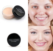 Load image into Gallery viewer, Base Concealer Cream Face Cover Blemish Hide Dark Spot Blemish Eye Lip Contour Makeup Liquid Foundation Cosmetic Concealer Cream