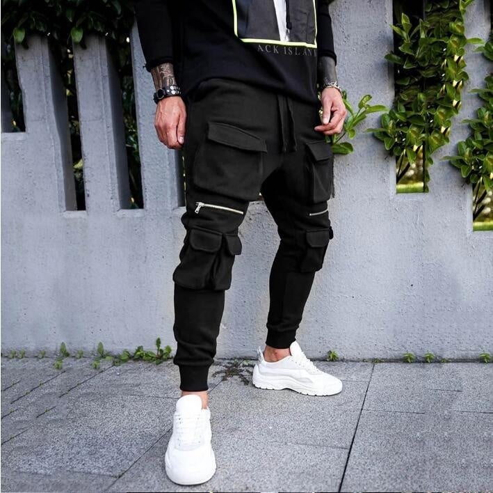 Jogger Pants Men/Women Fitness Bodybuilding Gyms Pants Tight Outdoor Sweatpants Running Pants Mens Trousers