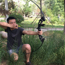 Load image into Gallery viewer, Professional Recurve Bow lbs 30-45 Powerful Hunting Archery Arrow Hunting Shooting Outdoors Fishing