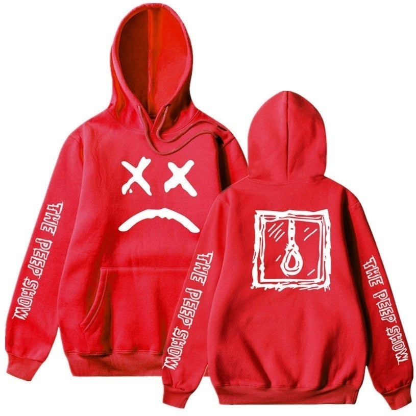 Lil Peep Hoodies Love Lil.peep Men Sweatshirts Hooded Pullover