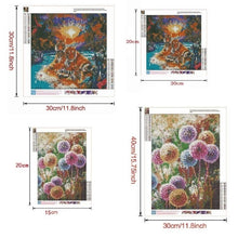 Load image into Gallery viewer, 5D Full Drill Diamond Paintings 5d Diamond Puzzle 5d Full Diamond Painting