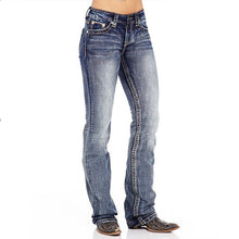 Load image into Gallery viewer, 2020 Summer New Fashion Women's Jeans Slim Washed Low Waist Denim Trousers