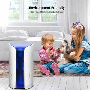 Multi-function Ultrasonic Electronic Repeller Repels Mice Bed Bugs Mosquitoes Spiders Insect Repellent Killer Electronic Pest Rejector Disinsectization