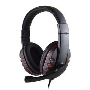 New Gaming Headset Voice Control Wired HI-FI Sound Quality For PS4 Earphones With Micropones