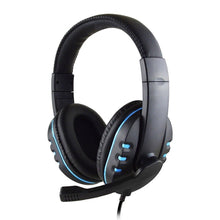 Load image into Gallery viewer, New Gaming Headset Voice Control Wired HI-FI Sound Quality For PS4 Earphones With Micropones