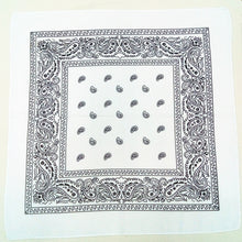 Load image into Gallery viewer, New Unisex Head Wrap Bandanas Many Colors Cool Paisley Bandanna Hip Hop Scarf  Gifts for Fiends