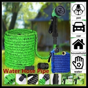 New Magic Flexible Garden Hose Expandable Watering Hose With Plastic Hoses Telescopic Pipe With Spray Gun To Watering
