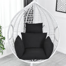 Load image into Gallery viewer, 9 Colors Swing Chair Cushion Mat Hanging Indoor Outdoor Patio Egg Chair Seat Pad Pillow (Without Chair)