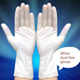 Factory Hotel Household Disposable Powder-Free Latex Rubber Food Grade Dust-Free Health Safe Gloves