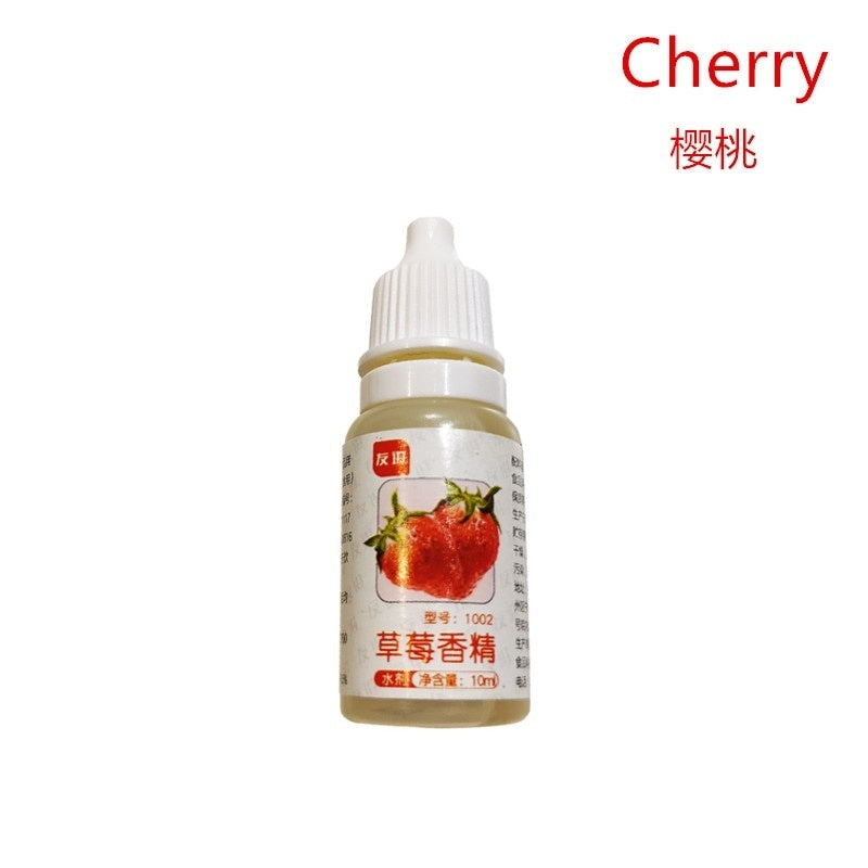 New 10ml DIY Flavor For Slime Polymer Clay Flavor Liquid Additive Glue For Slime Charms Fruit Aroma Flavors Toy Accessories Kits