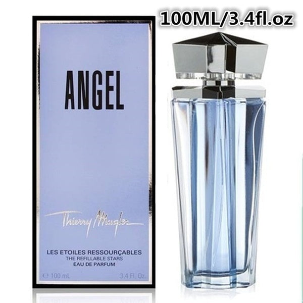 New Women's Perfume 100ML/3.4fl.oz ANGEL Perfume Spray Fragrance Lasting for Woman Size:100ML/3.4fl.oz