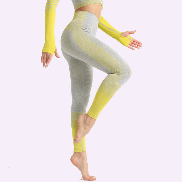 Aria High Waist Seamless Leggings