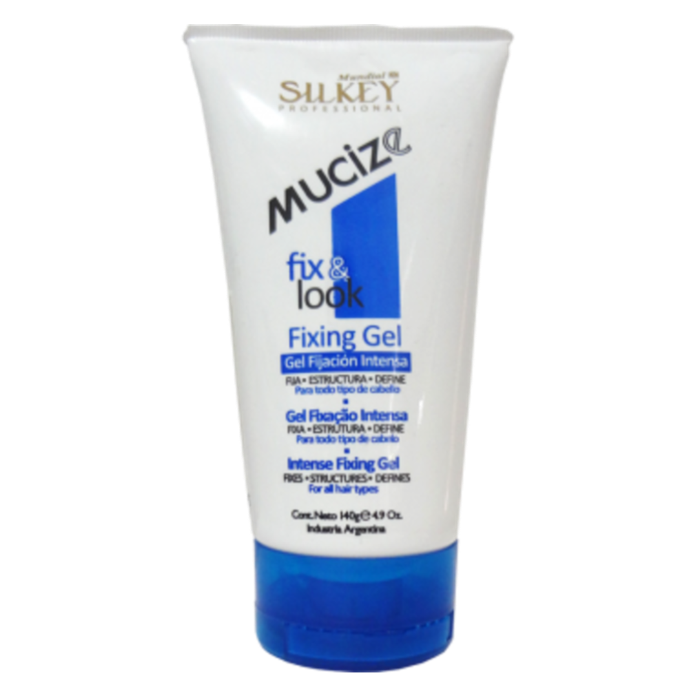 SILKEY MUCIZE GEL FIXING FIJACION INTENSA 150GR.