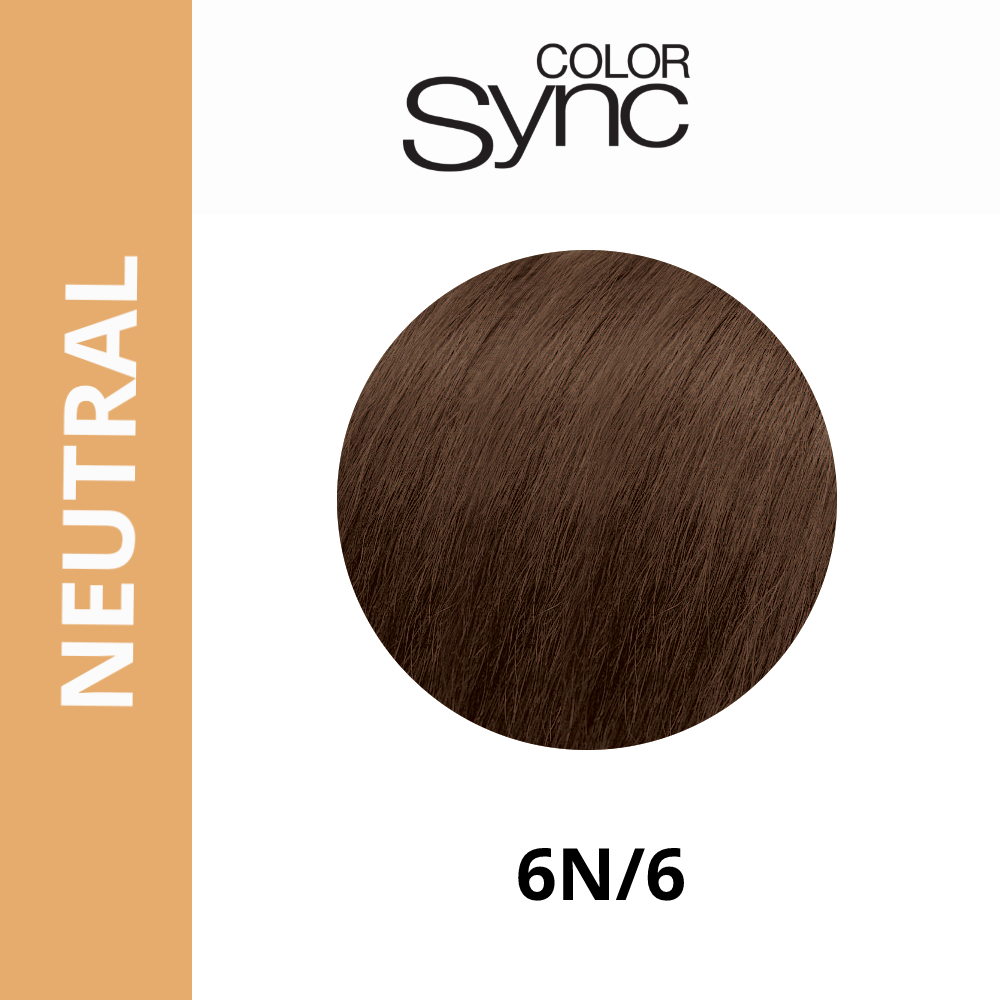 MATRIX COLOR SYNC 90ML 6N/6