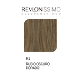 REVLON COLORSMETIQUE CREMA GEL 6.3 RUBIO OSCURO DORADO 60ML.