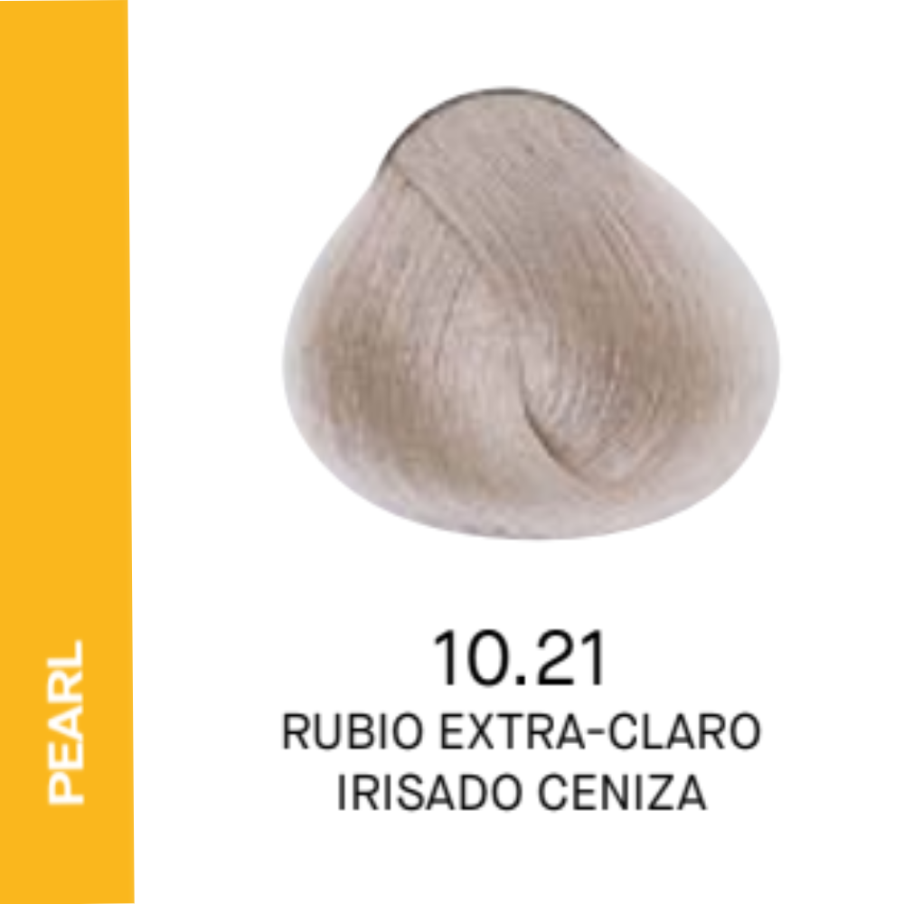 YELLOW COLOR 10.21 RUBIO EXTRA CLARO IRISADO CENIZA 60ML
