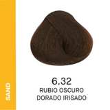 YELLOW COLOR 6.32 RUBIO OSCURO DORADO IRISADO 60ML