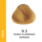 YELLOW COLOR 9.3 RUBIO CLARISIMO DORADO 60ML