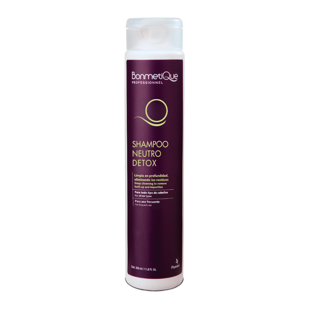 BONMETIQUE PROFESSIONNEL Shampoo Neutro  x 350 ml.