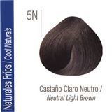 ISSUE TINTURA PROFESSIONAL COLOR Nº 5N Naturales Frios Castaño Claro70 GR