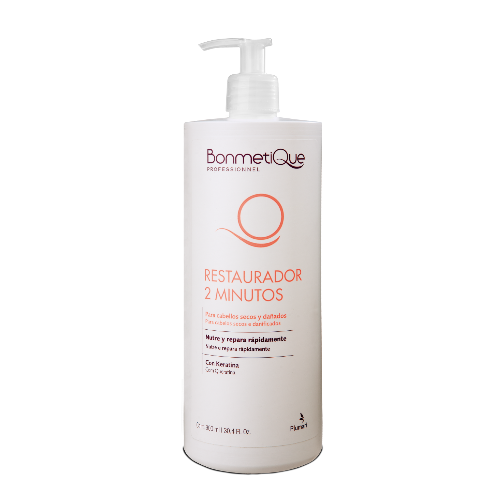 BONMETIQUE PROFESSIONNEL Restaurador 2 min. L x 900ml.
