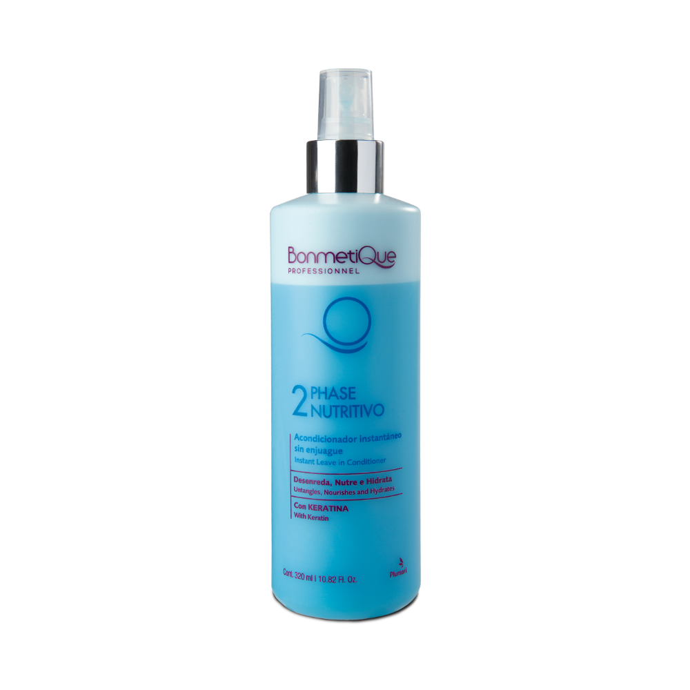 BONMETIQUE PROFESSIONNEL 2 Phase Nutritivo  x 320 ml.