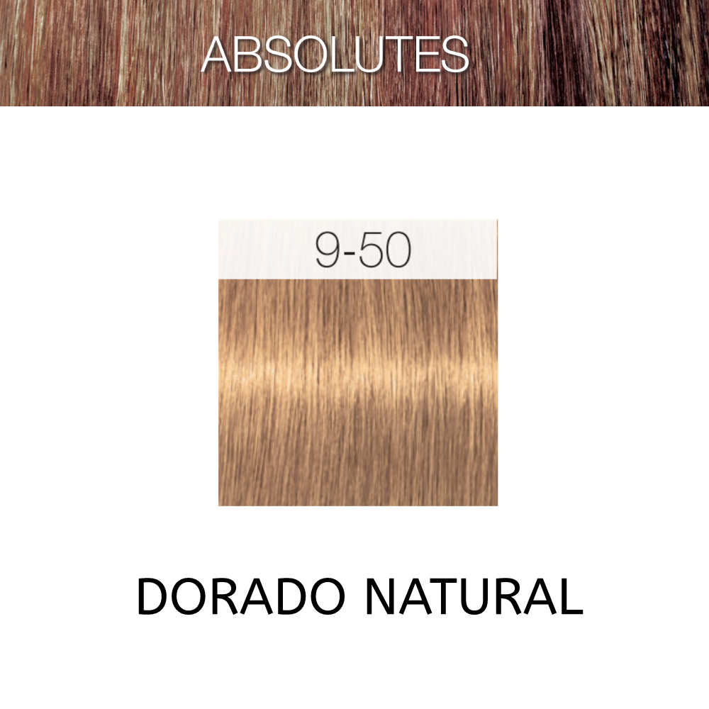 SCHWARZKOPF TINTURA IGORA ROYAL 9,50 Absolutes Rubio Muy Claro Dorado Natural 60 ML