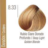 ISSUE TINTURA PROFESSIONAL COLOR Nº 8.33 Dorados Rubio Claro 70 GR
