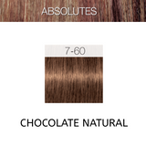 SCHWARZKOPF TINTURA IGORA ROYAL 7,60 Absolutes Rubio Medio Marron Natural 60 ML