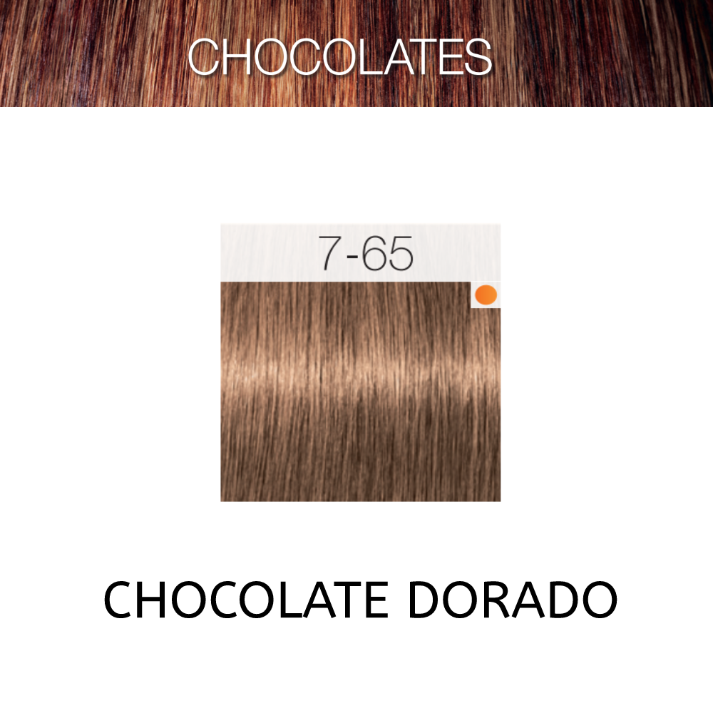 SCHWARZKOPF TINTURA IGORA ROYAL 7,65 Marron Rubio Medio Marron Dorado 60 ML