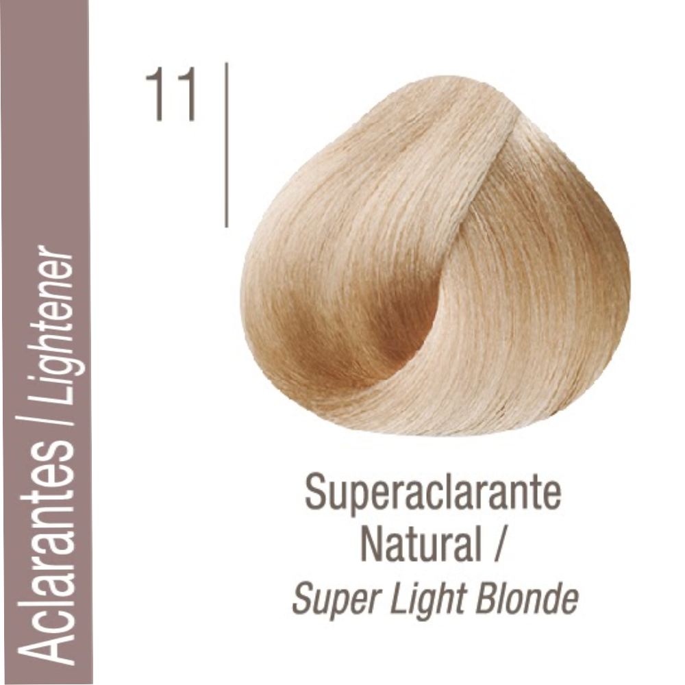 ISSUE TINTURA PROFESSIONAL COLOR Nº 11 Super Aclarantes Natural 70 GR