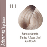 ISSUE TINTURA PROFESSIONAL COLOR Nº 11.1 Super Aclarantes Ceniza 70 GR
