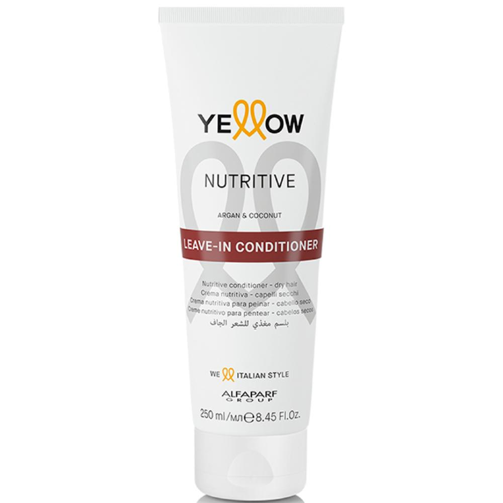 YELLOW NUTRITIVE ACONDICIONADOR LEAVE IN 250ml