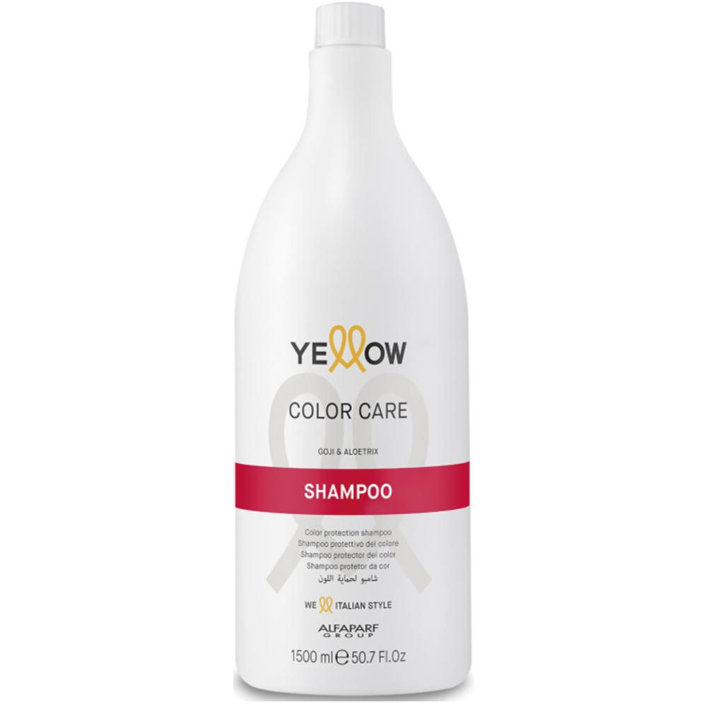 YELLOW COLOR CARE SHAMPOO 1.5LTS.