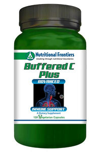 Buffered C Plus - 120 capsules