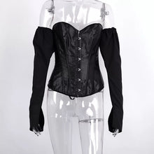 Load image into Gallery viewer, Corset Top